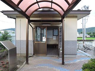 JR石巻線曽波神