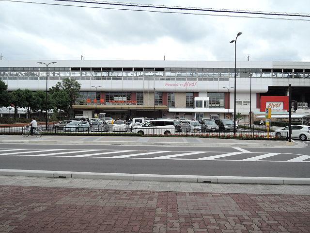 JR東北新幹線福島