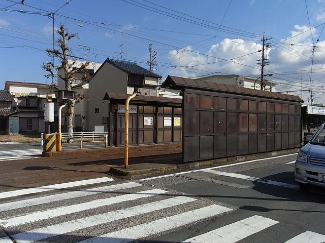 豊橋鉄道東八町